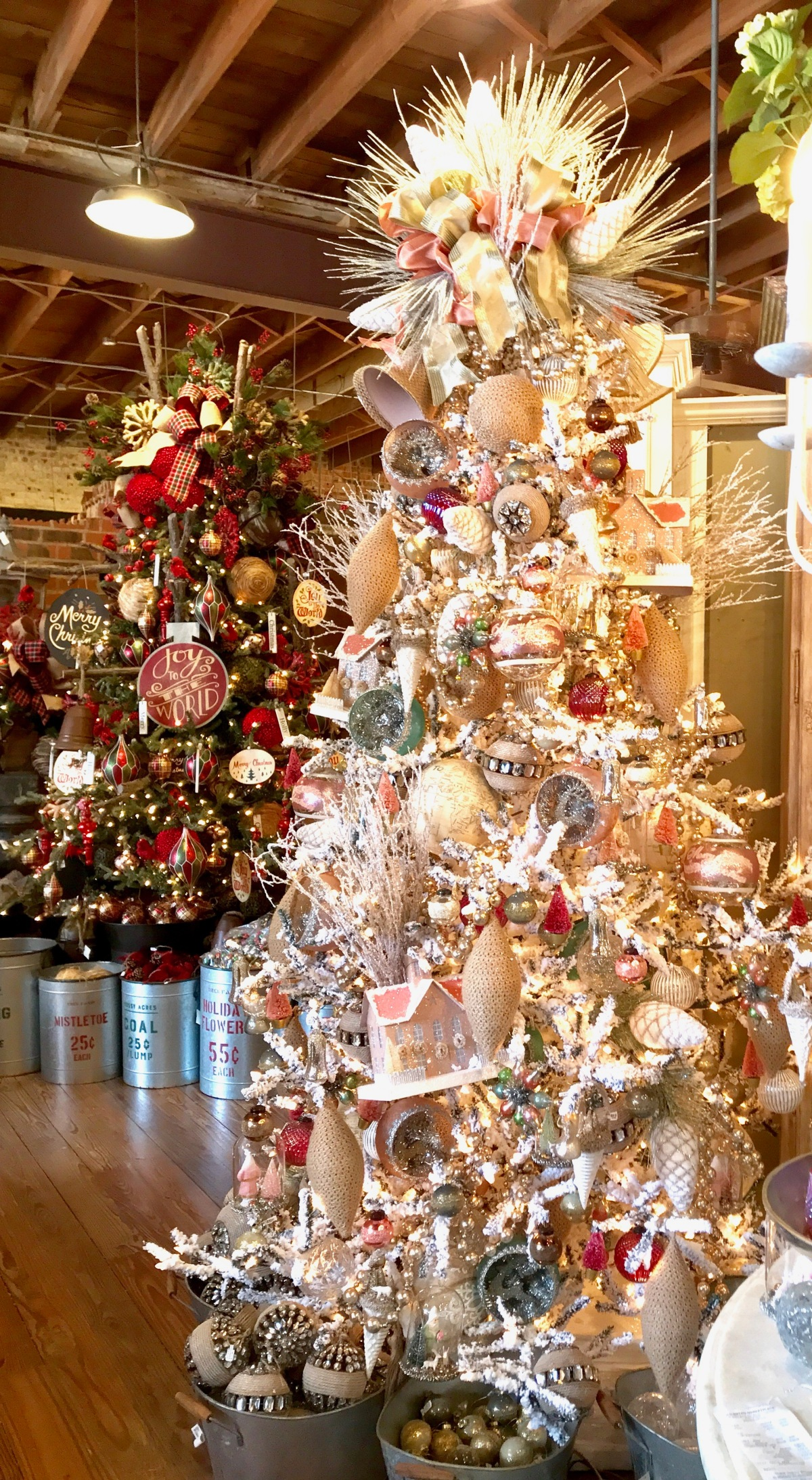 Where do you like to shop for theholidays?