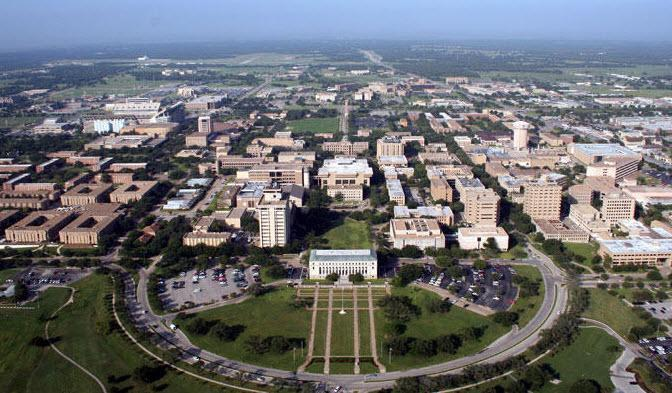 Texas A&M University and University of Texas rank among the top universities in theworld